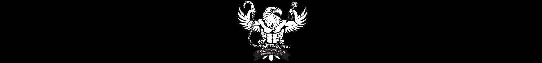 eagle recovery towing cody wyoming logo